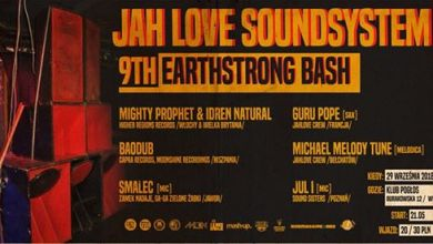 Photo of Jah Love Soundsystem 9th Earthstrong Bash