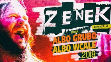 Photo of Koncert ZENEK w Stalowej Woli (Trasa Albo Grubo Albo Wcale)