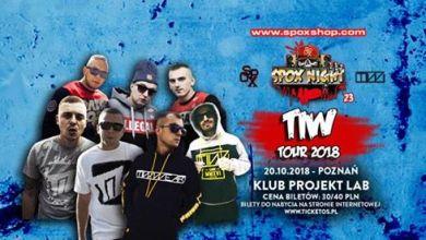 Photo of SPOX NIGHT 23 – TPS & TiW Team – Poznań