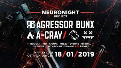 Photo of Neuronight Project with Agressor Bunx + A-Cray