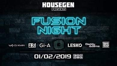 Photo of HouseGen presents: Fusion Night @Fabric 01-02-2019