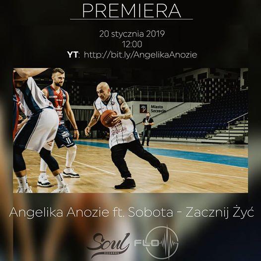 Angelika Anozie ft. Sobota - Zacznij Żyć...