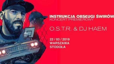 Photo of OSTR w Warszawie! Instrukcja Obsługi Świrów Tour
