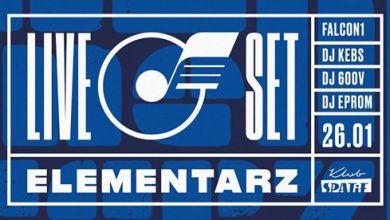 Photo of Elementarz Live Set – Falcon1 & DJ Kebs + DJ 600V & DJ Eprom