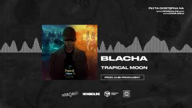 Photo of BLACHA – Trapical Moon (prod. Kubi Producent)