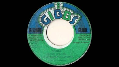 """Photo of 7"""" Dhaima & Dennis Brown – A True (& Dub)"""