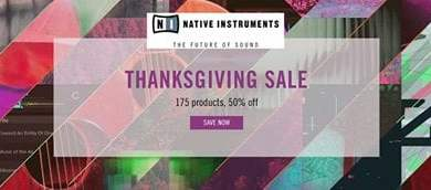 Photo of HAPPY THANKSGIVING! Enjoy 50% off an exc…