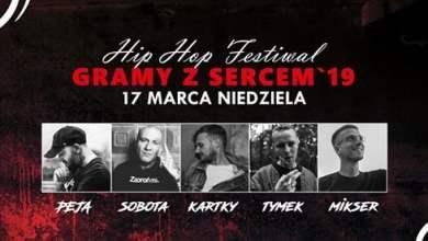Photo of Hip Hop Festiwal Gramy z Sercem