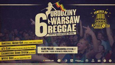 Photo of 6. urodziny Warsaw Reggae
