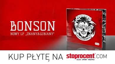 Photo of 6. Bonson – Badtrip (prod. Teken) / Znany i Lubiany