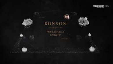 Photo of 04. Bonson gośc. Marysia Starosta –  W dół (prod. KPSN)
