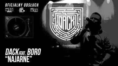 Photo of DACK feat. Boro prod. Tytuz – Najarane (Oficjalny odsłuch)