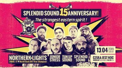Photo of Splendid Sound's 15th Anniversary