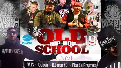 Photo of WSRH (Shellerini & Słoń)   Old School Hip-Hop Jam 2019