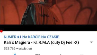 Photo of #1 na czasie na Polskim Youtube …klip…