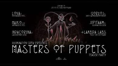 Photo of Masters Of Puppets Teaser Poland by IllumiNation w/ Lambda Labs