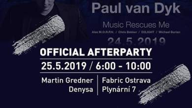Photo of Official Afterparty Paul van Dyk @Fabric 25-5-2019