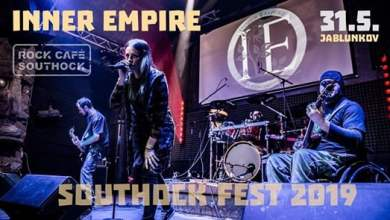 Photo of Inner Empire – Southock Fest 2019