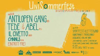 Photo of Uni Sommerfest 2019