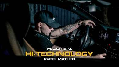"Photo of Major SPZ – ""Hi-Technology"" (prod. Matheo)"
