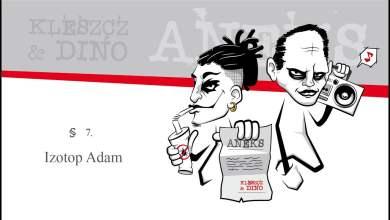 Photo of Kleszcz & DiNO – Izotop Adam | ANEKS