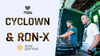 Photo of Cyclown & Ron-x – Beats for Love 2019 [DnBPortal.com]