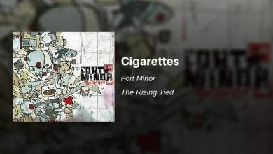 Photo of Cigarettes – Fort Minor