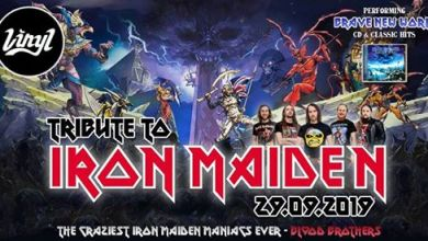 Photo of Tribute to Iron Maiden • Blood Brothers • Rzeszów