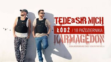 Photo of TEDE w Łodzi! – Koncert premierowy