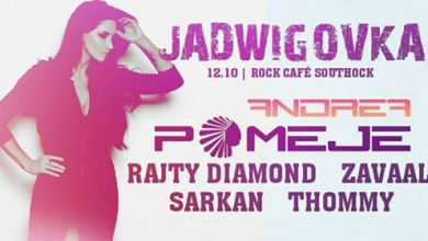 Photo of Jadwigovka w/ Andrea Pomeje, Rock Café Southock