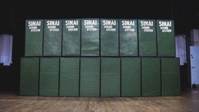 Photo of Dub Temple # 121 -Sinai Sound System (UK) all night long!