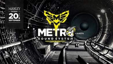 Photo of Metro sound system & friends