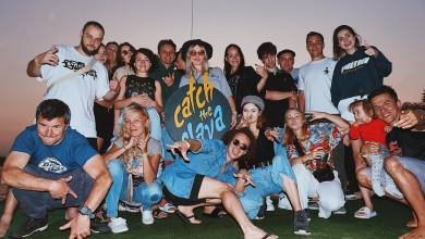 Photo of Catch The Flava Team After Party  chargi…