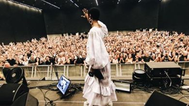 Photo of Ms. Lauryn Hill w Katowicach !