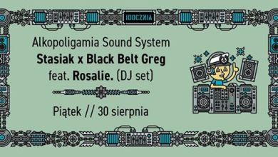 Photo of Alkopoligamia Sound System // feat. Rosalie. DJ set