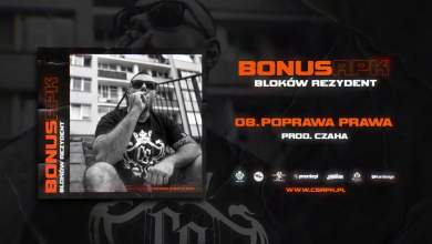 Photo of Bonus RPK – POPRAWA PRAWA // Prod. Czaha.