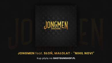 Photo of Jongmen feat. Małolat, Słoń – NIHIL NOVI