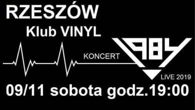 Photo of 1984 koncert Rzeszów