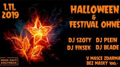 Photo of Halloween & Festival Ohně vol.3