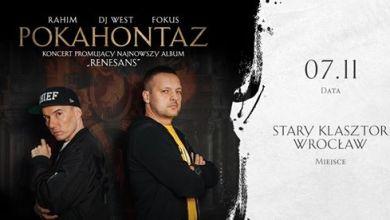 """Photo of Pokahontaz """"REnesans Tour"""" w Starym Klasztorze!"""