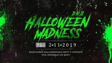 Photo of Halloween Madness DNB @Fabric 2-11-2019