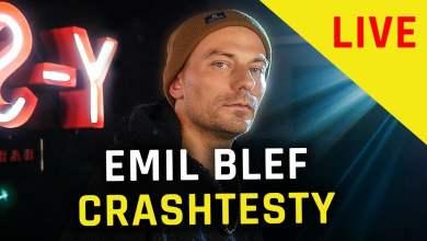 Photo of EMIL BLEF – CRASHTESTY | NA ŻYWO W Y-STUDIO #22