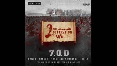 Photo of 7.O.D – 2nd Generation WU [Prod. By J-GLAZE & JoJo Pellegrino ]