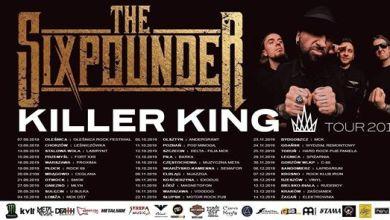 Photo of The Sixpounder – Killer King Tour 2019 – Rzeszów