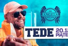 Photo of Tede! Live On Stage! Na żywo w Angels!