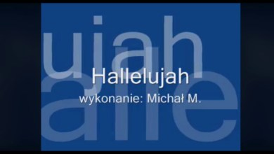 Photo of Mata – Hallelujah (cover)