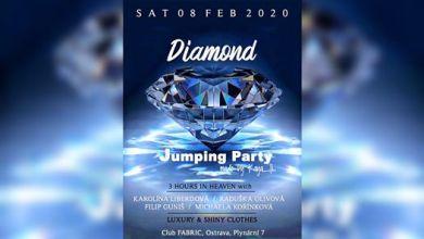 Photo of Diamond Jumping Párty by Kaya__li Fabric