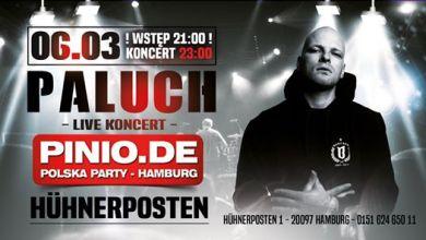 Photo of 06.03.2020 PALUCH LIVE KONCERT PINIO.DE W HÜHNERPOSTEN