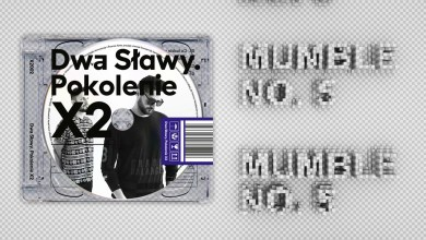 Photo of Dwa Sławy – Mumble No. 5 feat. Słoń (prod. Skrywa)
