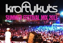 Photo of Krafty Kuts – Summer Festival Mix 2013 – Free Download